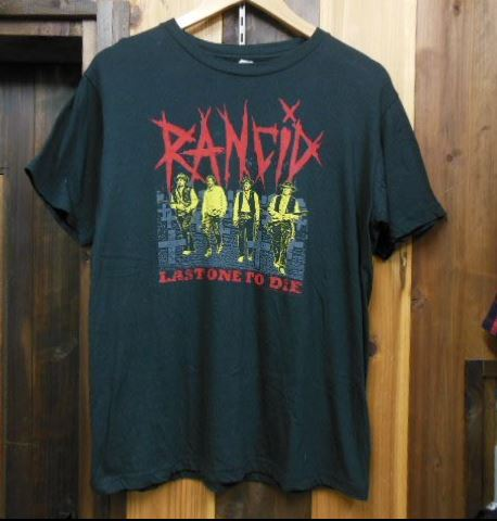 RANCID 2009 ツアー Tシャツ NOFX OPERATION IVY MXPX Millencolin