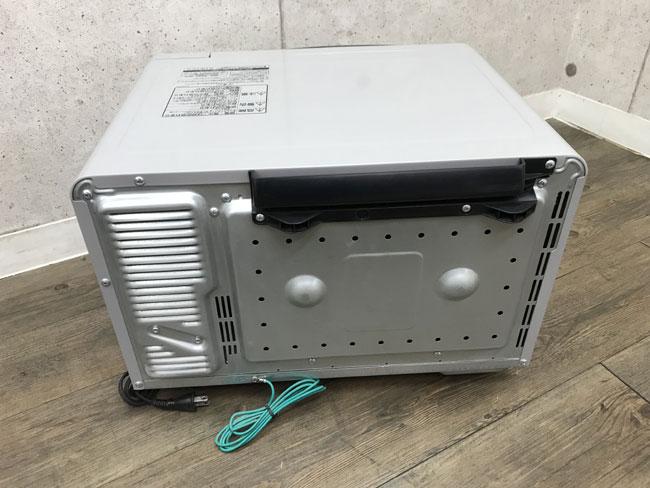 【送料無料1円~】過熱水蒸気オーブンレンジ 日立 MRO-FS7 スチーム機能 フラット PAM C1102-26_画像2