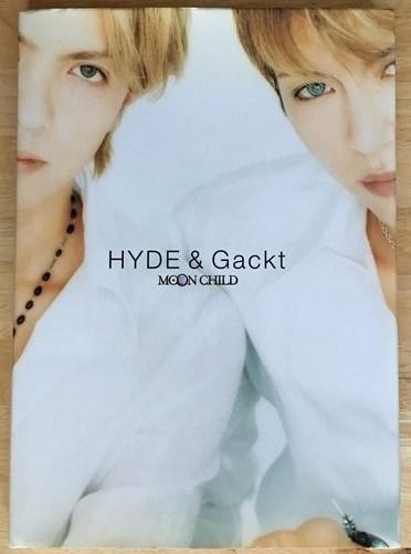 HYDE & Gackt★MOON CHILD 写真集