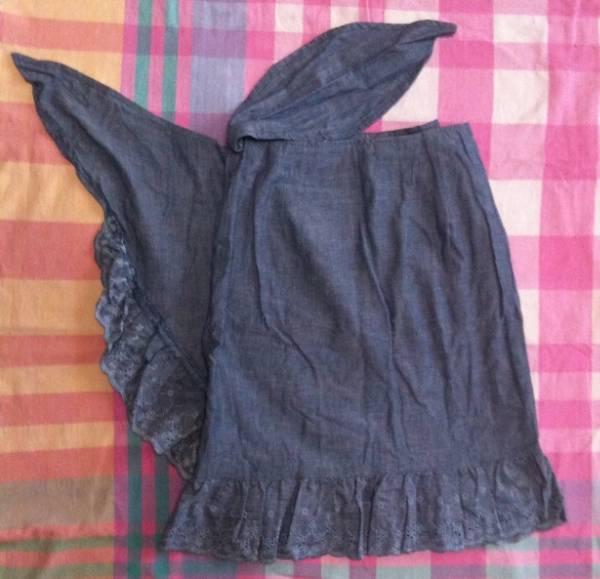 indio★巻きスカート M_画像2