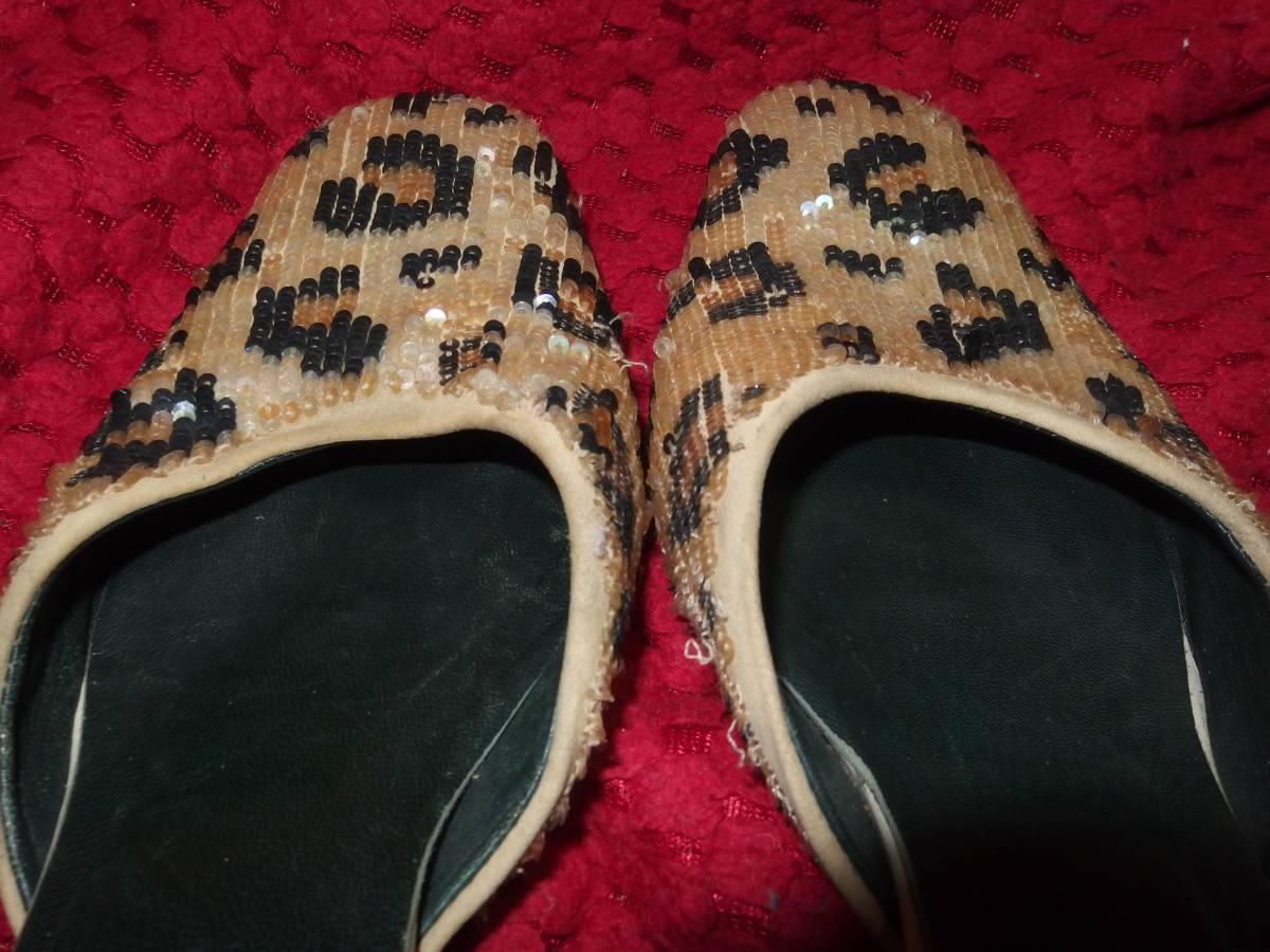 フェリーラFERRIRAイタリア製の婦人靴・レディースシューズ・ミュール/35サイズ/同サイズの靴を多数出品中/熊本県から定形外で発送_画像10