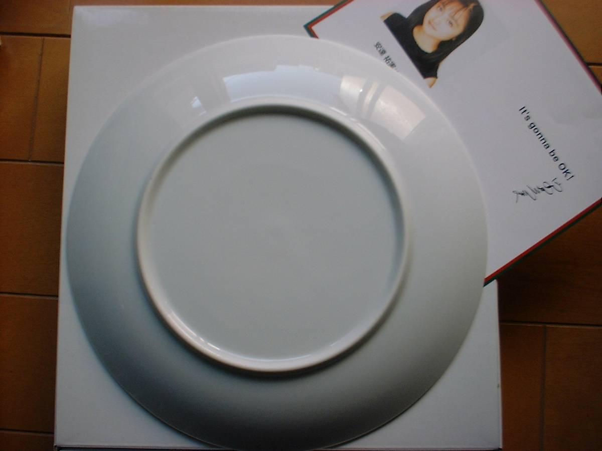 安達祐実 「2000年メモリアル」絵皿 100枚限定品_画像6
