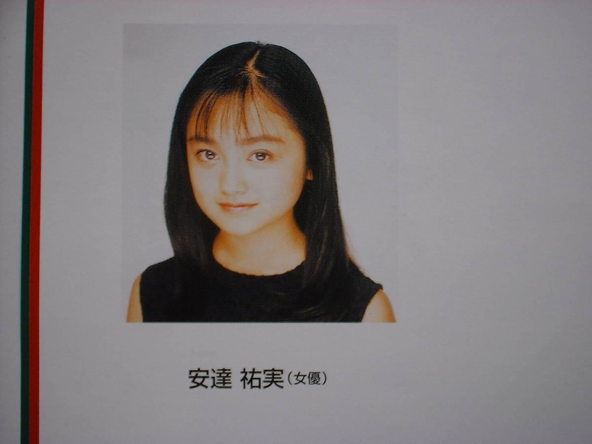 安達祐実 「2000年メモリアル」絵皿 100枚限定品_画像4