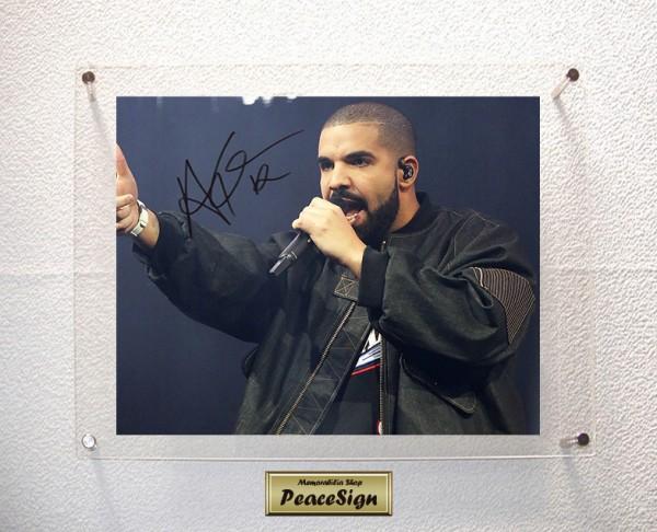 ◆直筆サイン◆ ドレイク / Drake ◆ Views ★送料無料★彡