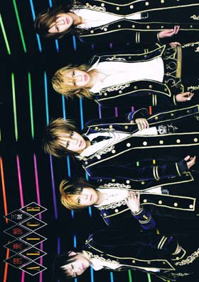 Alice Nine/倶楽部ALICE 三號.☆106050084