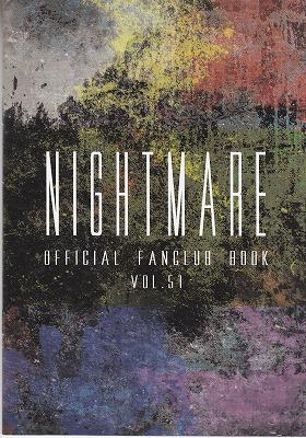NIGHTMARE/DATE OTOKO(伊達漢)Vol.5☆106070758