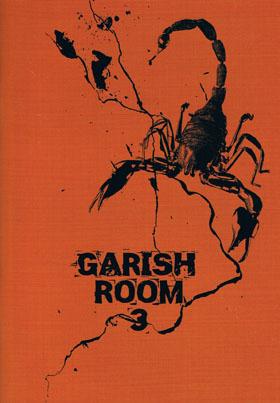 the GazettE/GARISH ROOM 3☆106050001