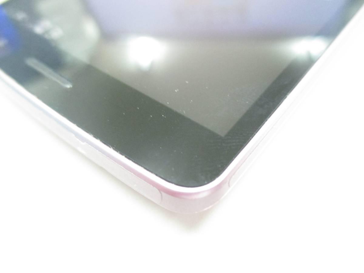 ◆◇docomo ◯判定 LG Disney Mobile on docomo DM-01G ピンク 中古品◇◆_画像4