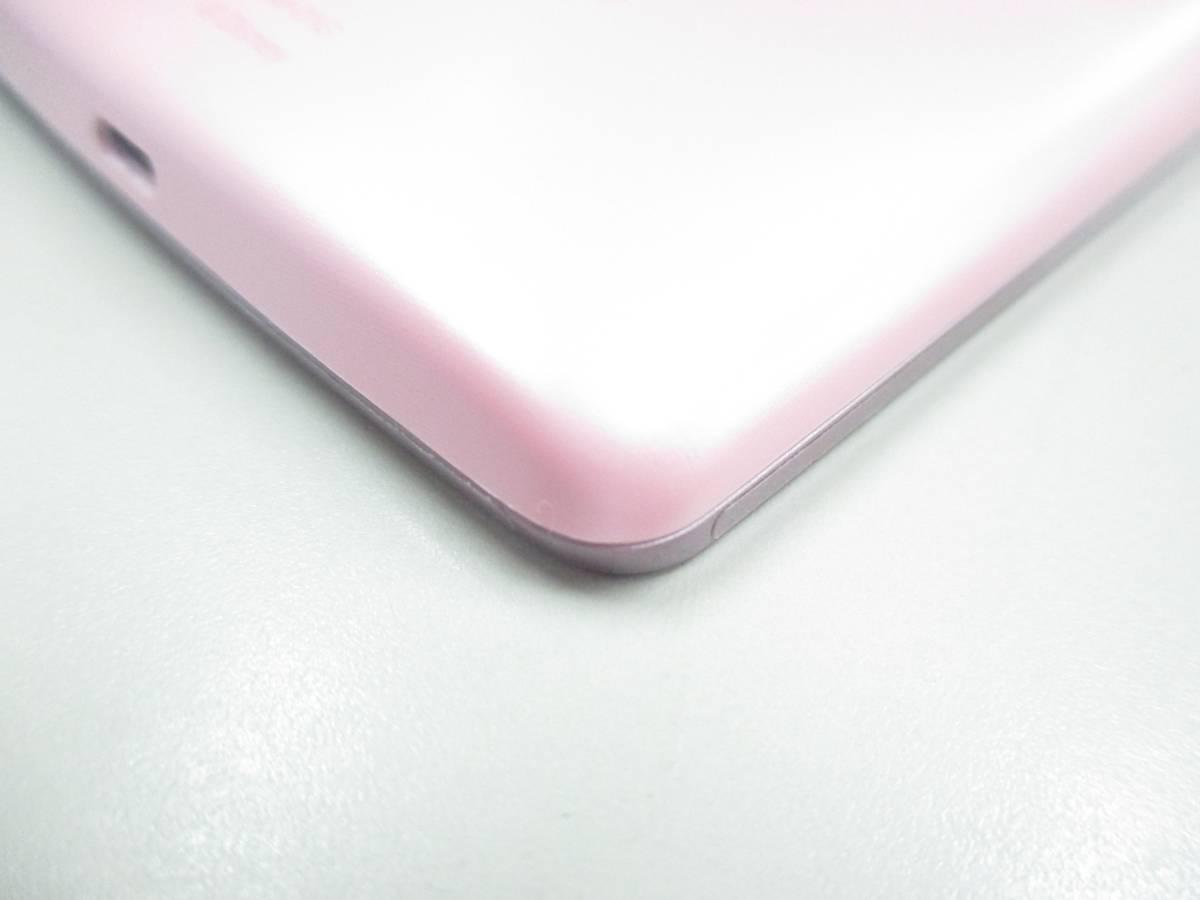 ◆◇docomo ◯判定 LG Disney Mobile on docomo DM-01G ピンク 中古品◇◆_画像7