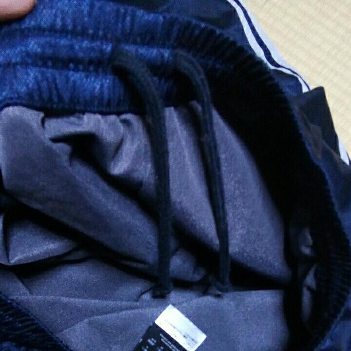 ☆送料無料☆ adidas 定価11000円 トレーニングジャージ Mサイズ 上下セット アディダス_画像7
