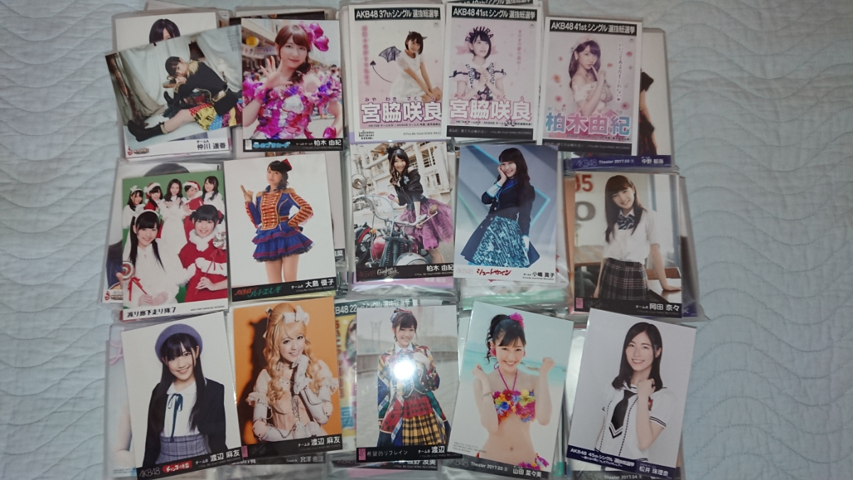 AKB48 グループ 生写真 まとめ売り 5000枚以上! _画像4