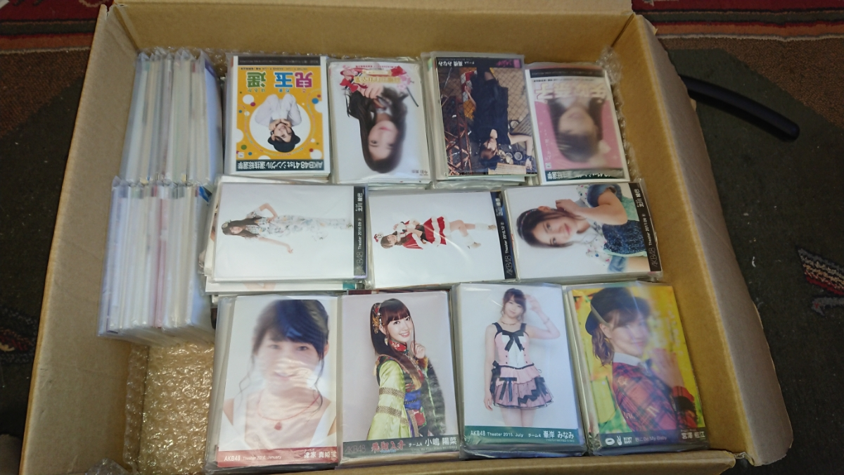 AKB48 グループ 生写真 まとめ売り 5000枚以上! _画像5