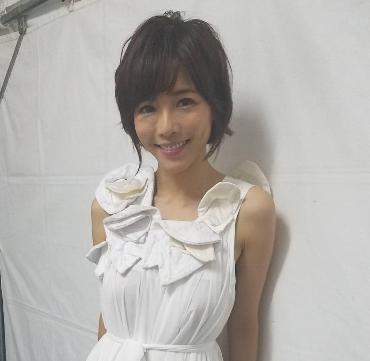 [チャリティ]釈由美子さん、サイン入りSOH公式Tシャツ(M) rfp1118_画像2