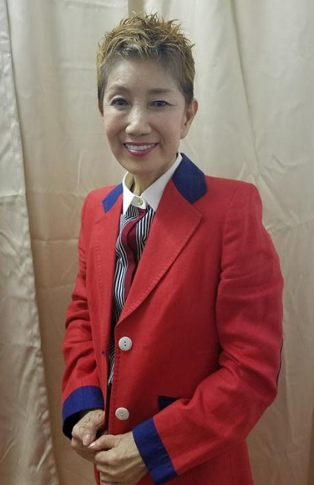 [チャリティ]水前寺清子さん、サイン入りSOH公式Tシャツ(M) rfp1118_画像2