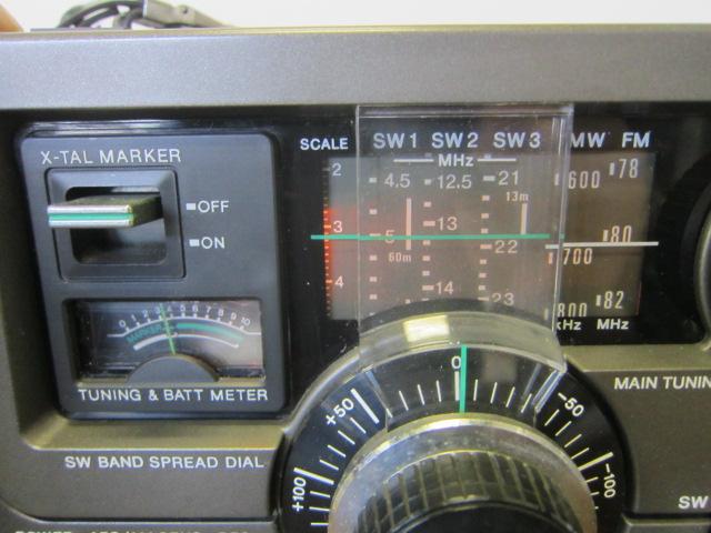 SONY スカイセンサー ラジオ ICF-5900/ソニー/レトロ/ジャンク扱い#AZ230_画像2