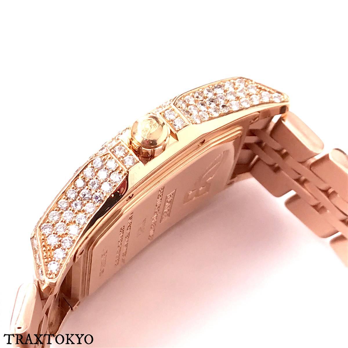 ブライトリング BREITLING ベントレー フライングB R28362 ピンクゴールド ダイヤモンド 美品 メンズ traxtokyo_画像7
