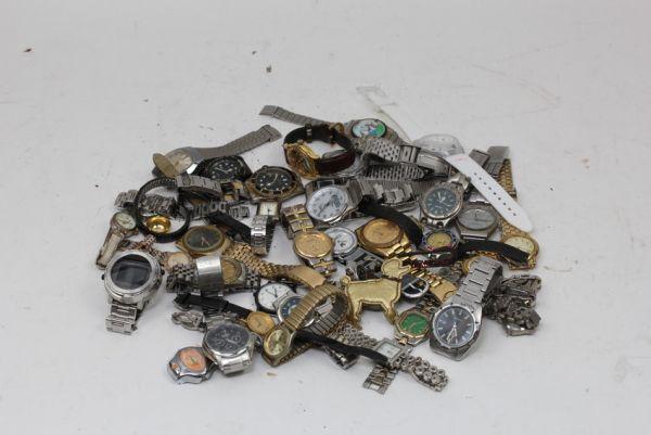 ■ ジャンク カシオ ワイヤード ゲス ファッション時計 クウォーツ 時計 まとめて 43個セット ■