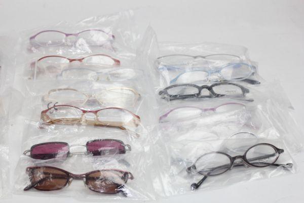 ■未使用 ランセル ラコステ ピエールカルダン HUGO等 眼鏡 メガネフレーム いろいろ 大量セット 27点■ #10555_画像3