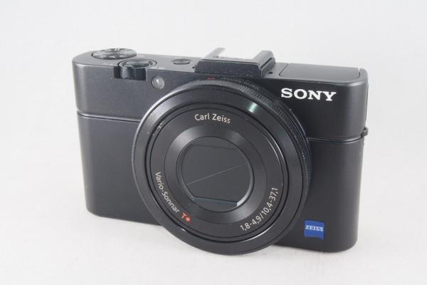 外観綺麗 ソニー SONY DSC-RX100II DSC RX100M2 ◇1011