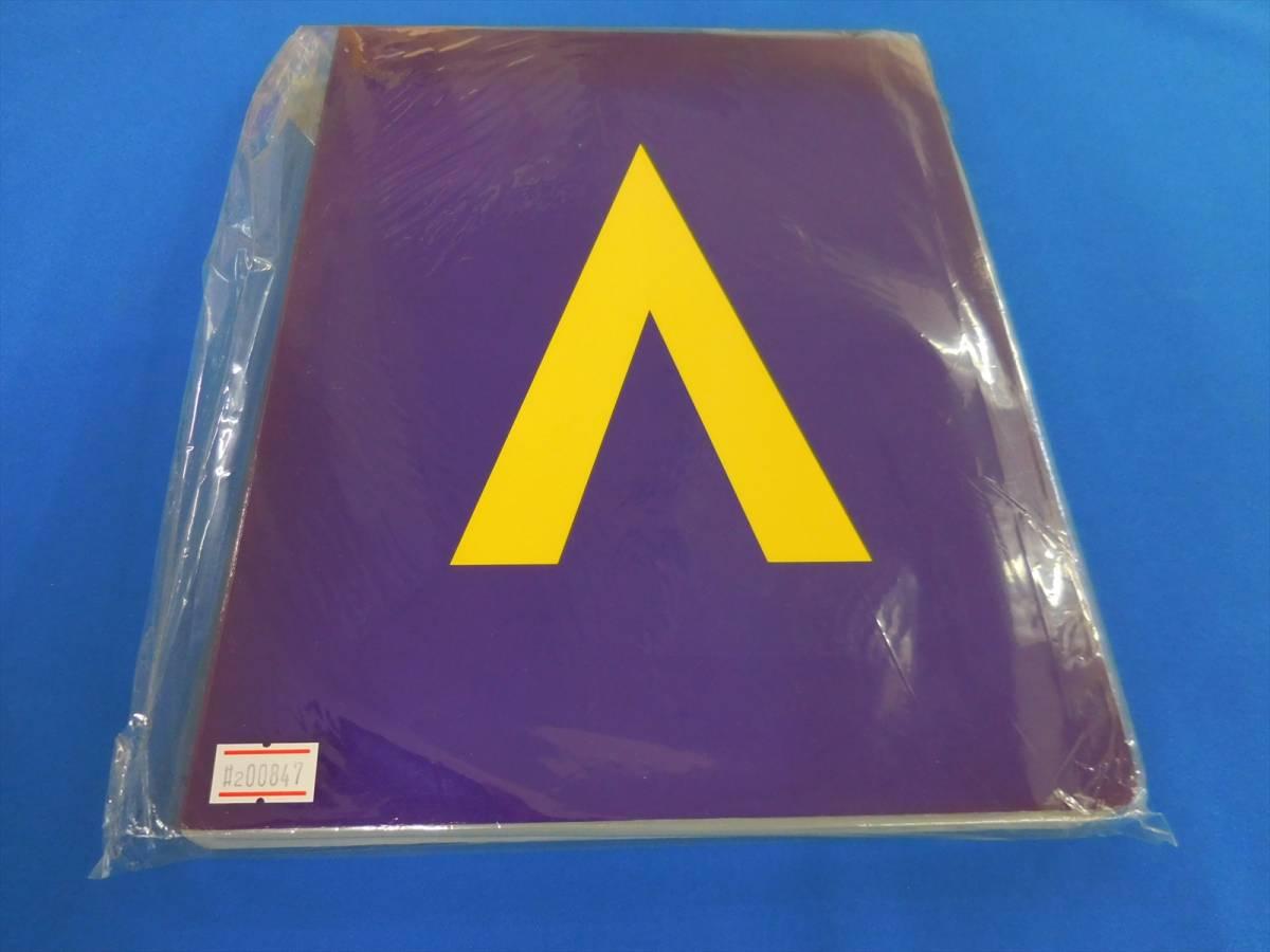 #2-0847 嵐 嵐アラウンドアジア パンフレット(限定品)