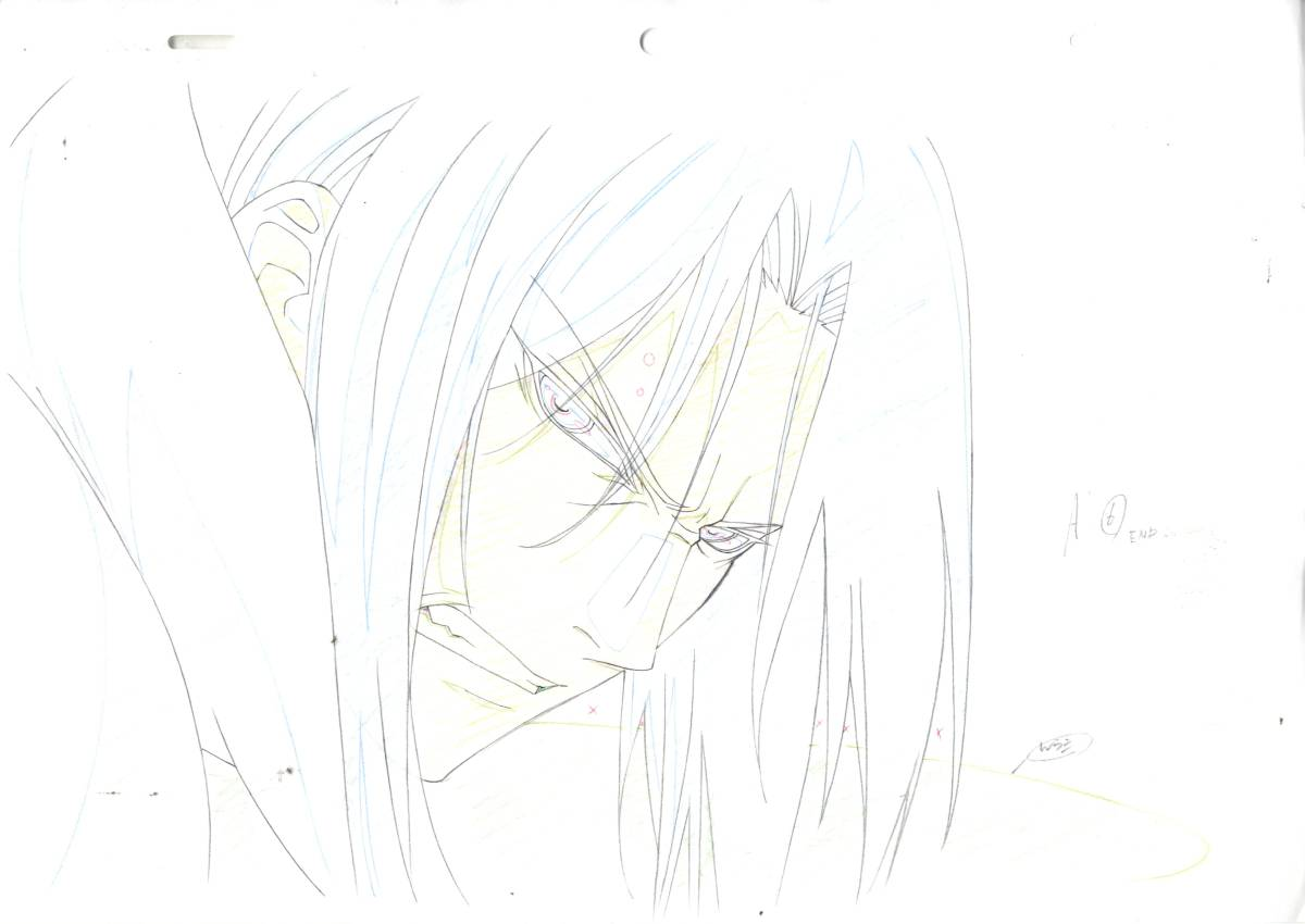『劇)薄桜鬼 第二章 士魂蒼穹』原画・ラフ73枚です。_画像1