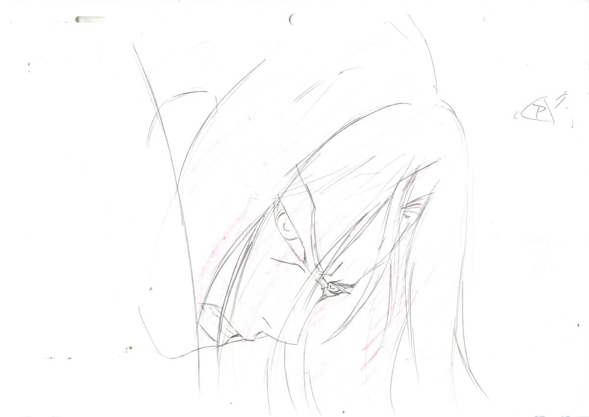 『劇)薄桜鬼 第二章 士魂蒼穹』原画・ラフ73枚です。_画像2