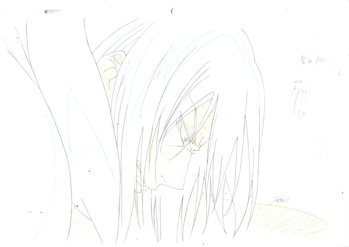 『劇)薄桜鬼 第二章 士魂蒼穹』原画・ラフ73枚です。_画像3