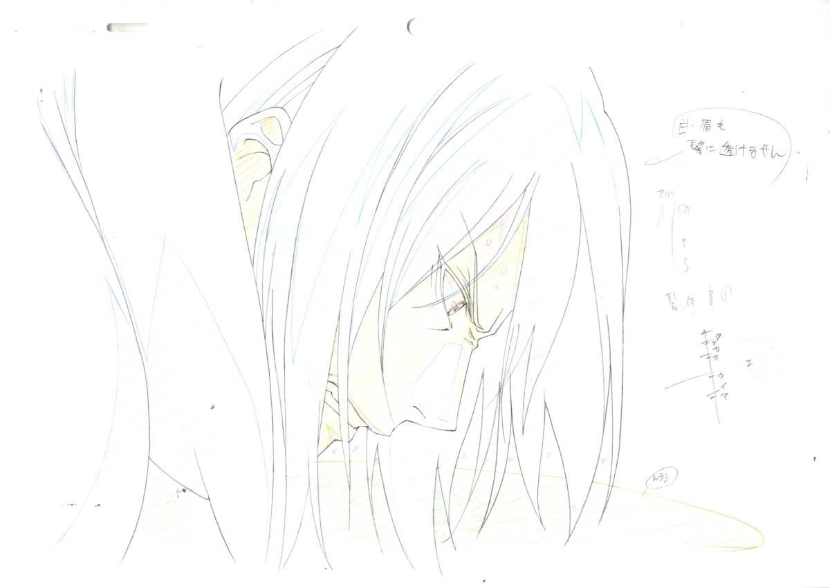 『劇)薄桜鬼 第二章 士魂蒼穹』原画・ラフ73枚です。_画像4
