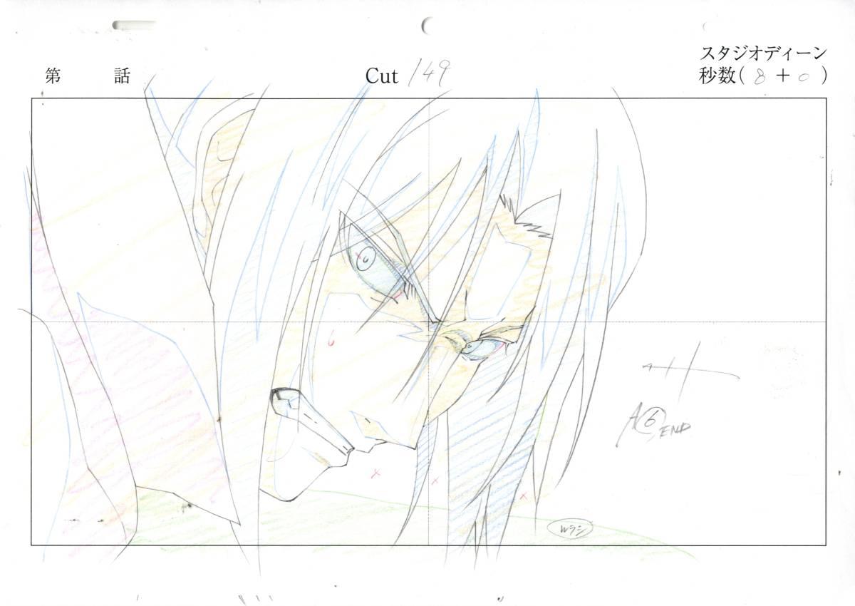 『劇)薄桜鬼 第二章 士魂蒼穹』原画・ラフ73枚です。_画像5