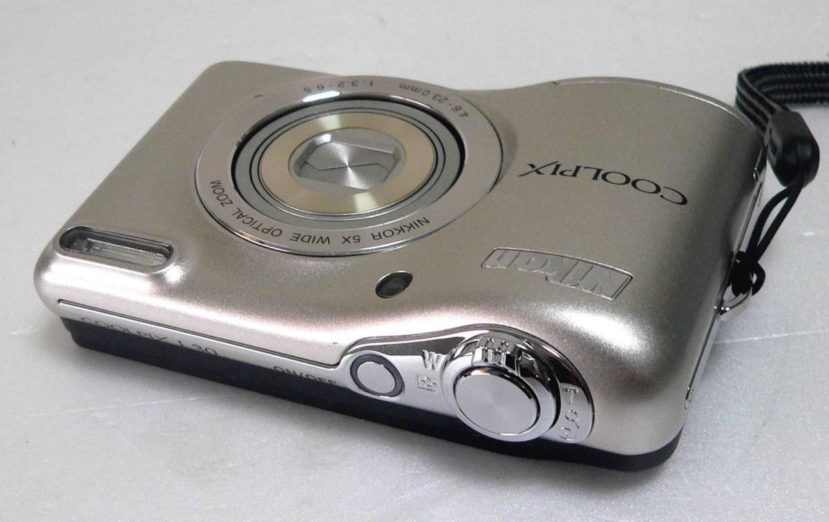 ★中古/Nikon ニコン COOLPIX L30 ★_画像8