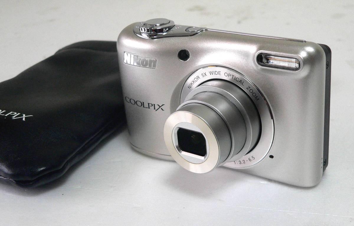 ★中古/Nikon ニコン COOLPIX L30 ★