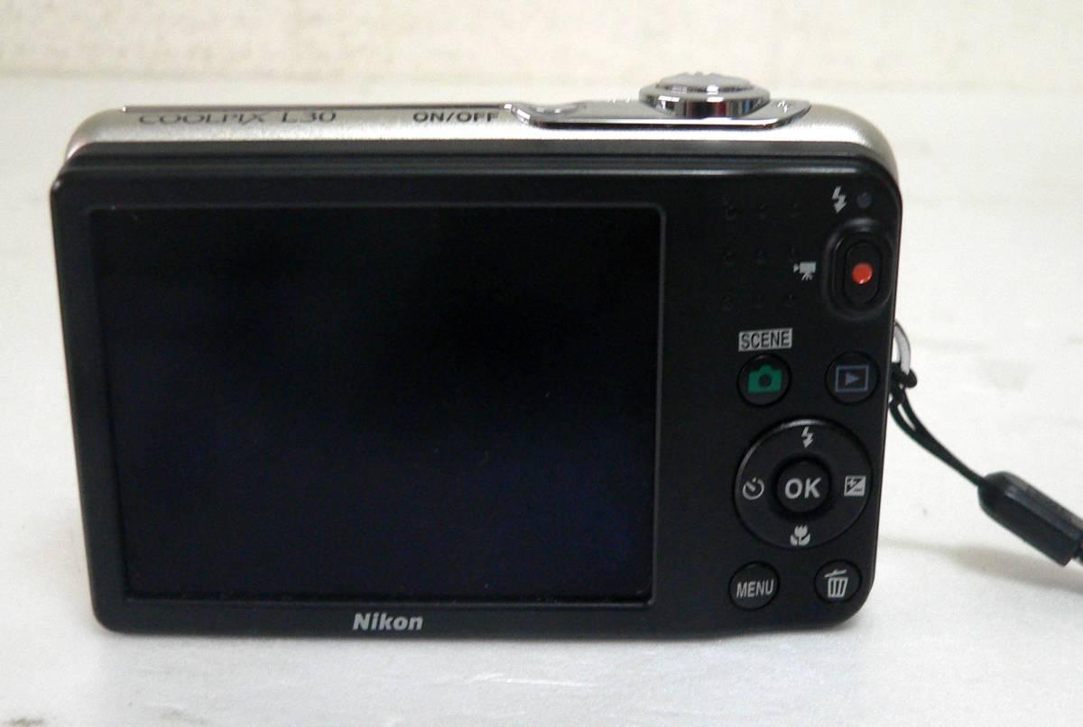 ★中古/Nikon ニコン COOLPIX L30 ★_画像7