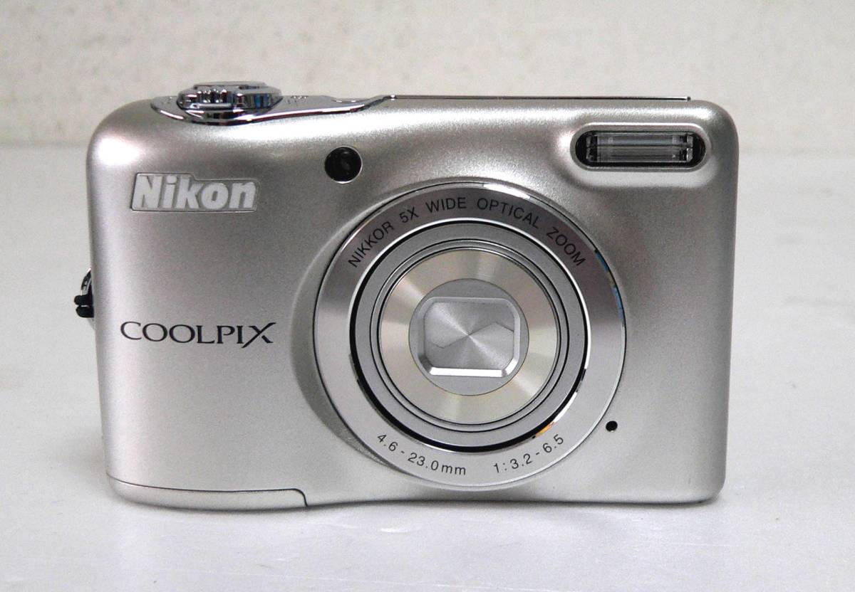 ★中古/Nikon ニコン COOLPIX L30 ★_画像3