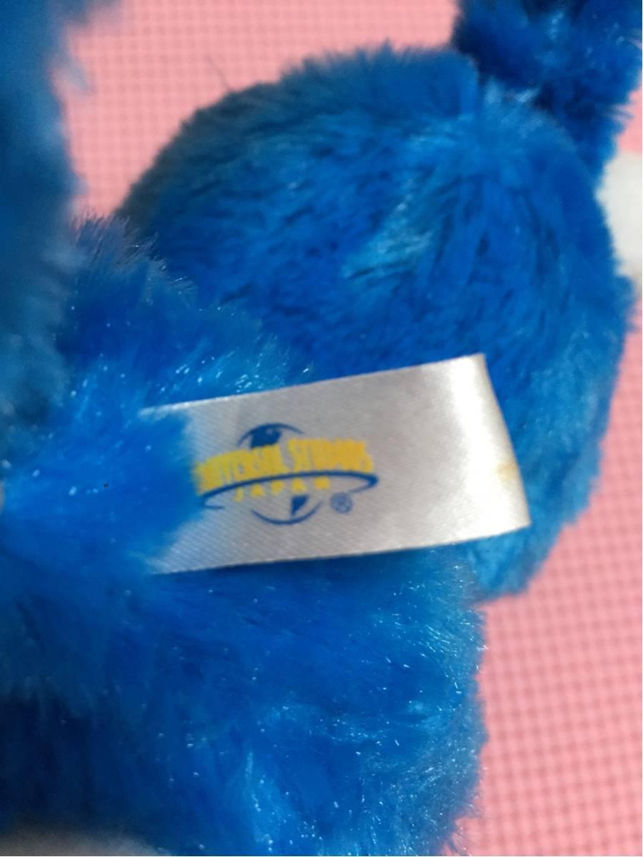 USJ ユニバーサルスタジオジャパン クッキーモンスター イヤーマフ 耳あて セサミストリート_画像3