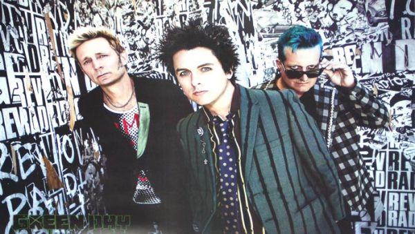 【送料無料】グリーン・デイ (Green Day)ポスター■ [55157]