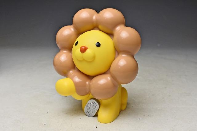【ミスタードーナツ】ポンデライオン 貯金箱 非売品 箱付 PON DE LION CHOKINBAKO ポン・デ・リング_画像9