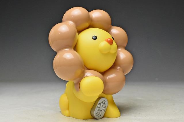 【ミスタードーナツ】ポンデライオン 貯金箱 非売品 箱付 PON DE LION CHOKINBAKO ポン・デ・リング_画像6