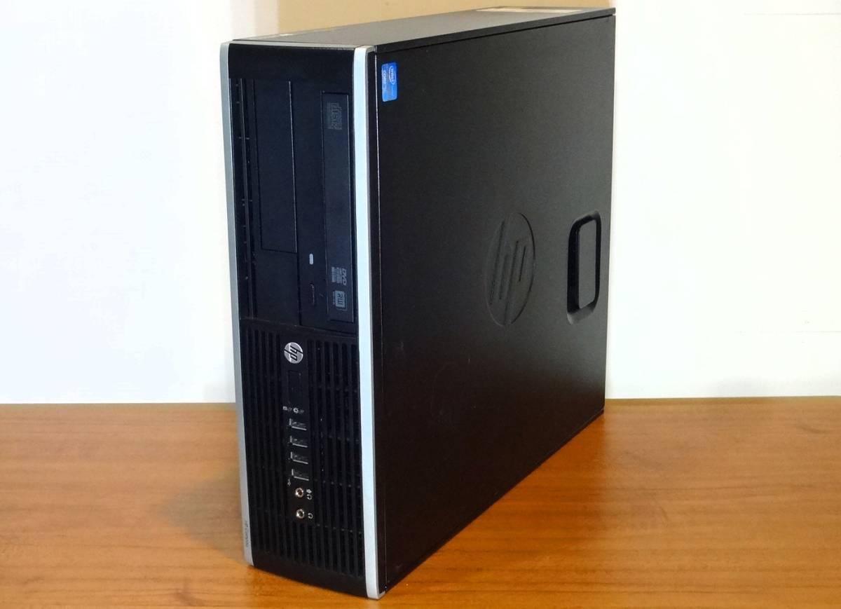HP 6300sff★三世代 i5-3470/4GB/500GB/USB3.0/Office★リカバリ/Win10