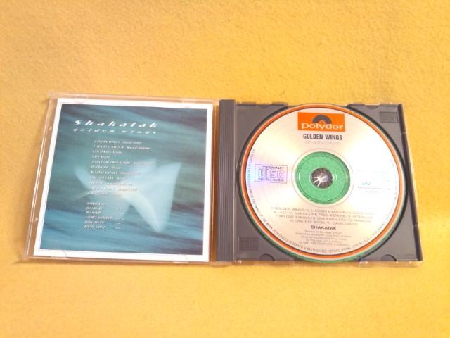 シャカタク ゴールデン・ウィング Shakatak Golden Wing P33P-20120 CD_Shakatak ゴールデン・ウィング CD