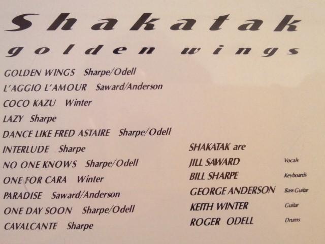 シャカタク ゴールデン・ウィング Shakatak Golden Wing P33P-20120 CD_Shakatak Golden Wing P33P-20120