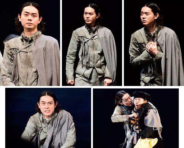 菅田将暉 ローゼンクランツとギルデンスターンは死んだ 生写真10枚