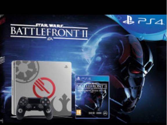 《新品未開封》PlayStation4 Pro Star Wars Battlefront II Limited Edition
