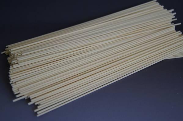 お買い得 金ラベル 超極上 手延平うどん 8kg 兵庫 播州1_画像は丸い麺ですがお届けは平うどんです
