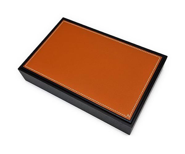 【送料無料】エルメス HERMES《プレイヤード》Pliade GM ボックス BOX ローズウッド材 新品 Japanタグ有 ギフト お祝い 贈物 希少 人気