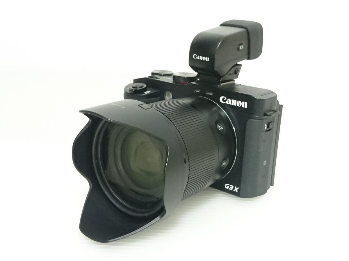Canon PowerShot G3X EVF KIT アクセサリー付き キヤノン