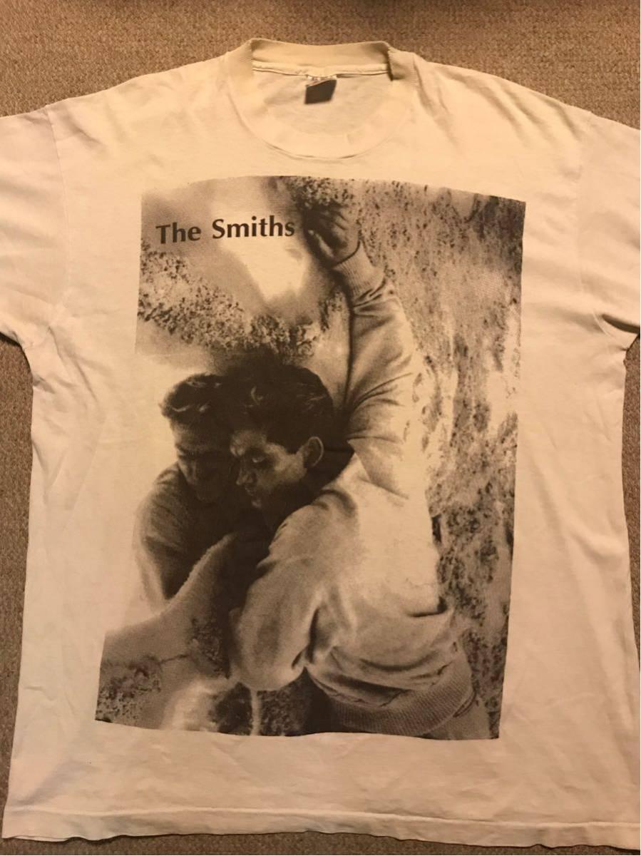 【貴重】ザ・スミス The Smiths モリッシー Morrissey ヴィンテージ Tシャツ This Charming man