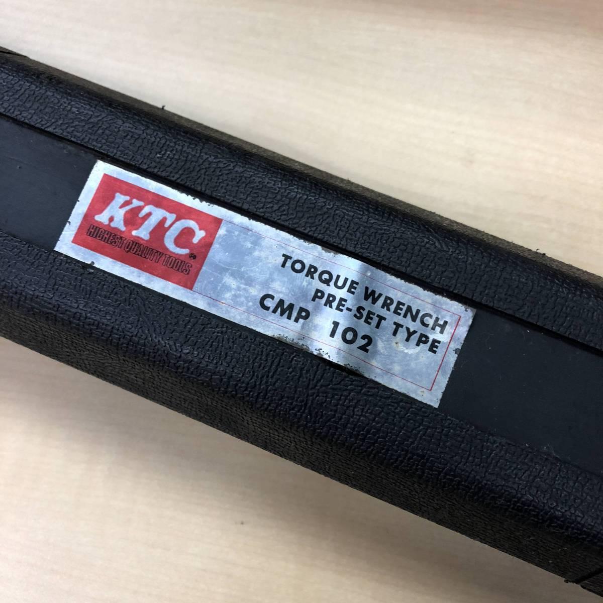 KTC トルクレンチ CMP102 中古 バイク整備 車両整備 中古_画像5