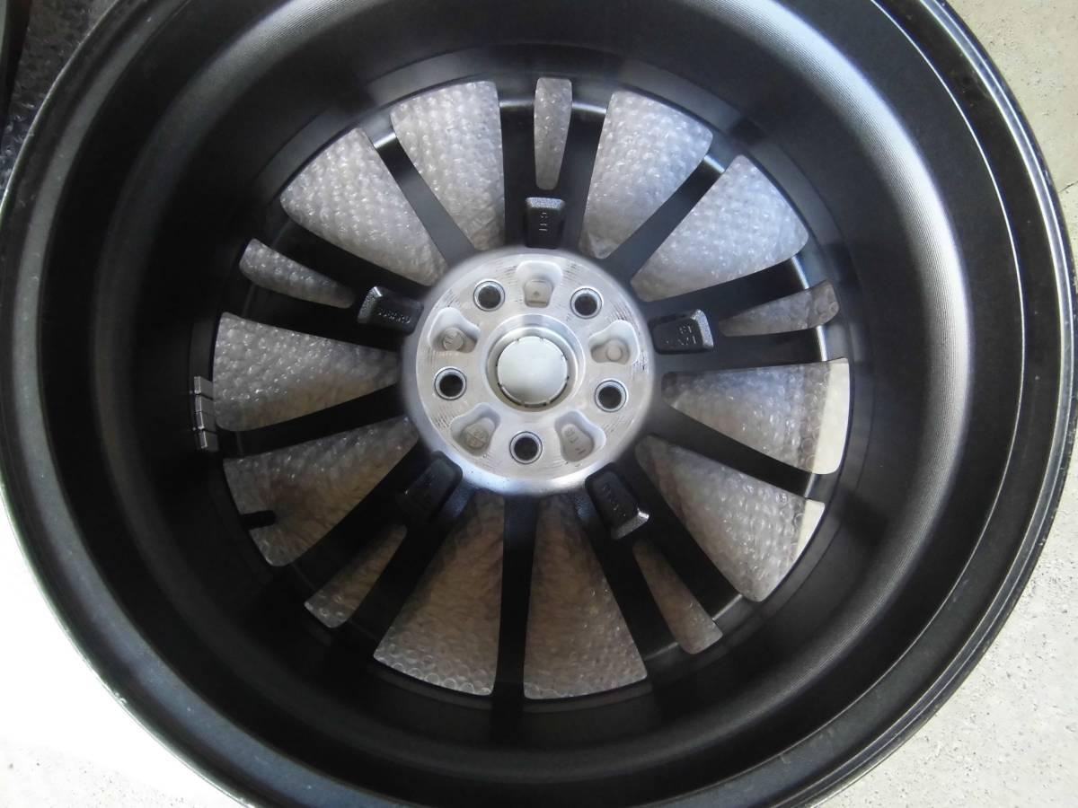 ◆新車外し スバル BR-Z純正ホイール 86 インプレッサ レガシィ フォレスター アウトバック 100-5穴 スタッドレス用に_画像5
