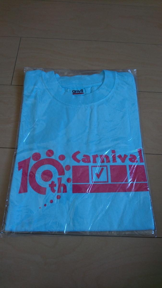 ●【即決】DEEN Tシャツ live joy Break 7 サイズ フリー 10th Carnival
