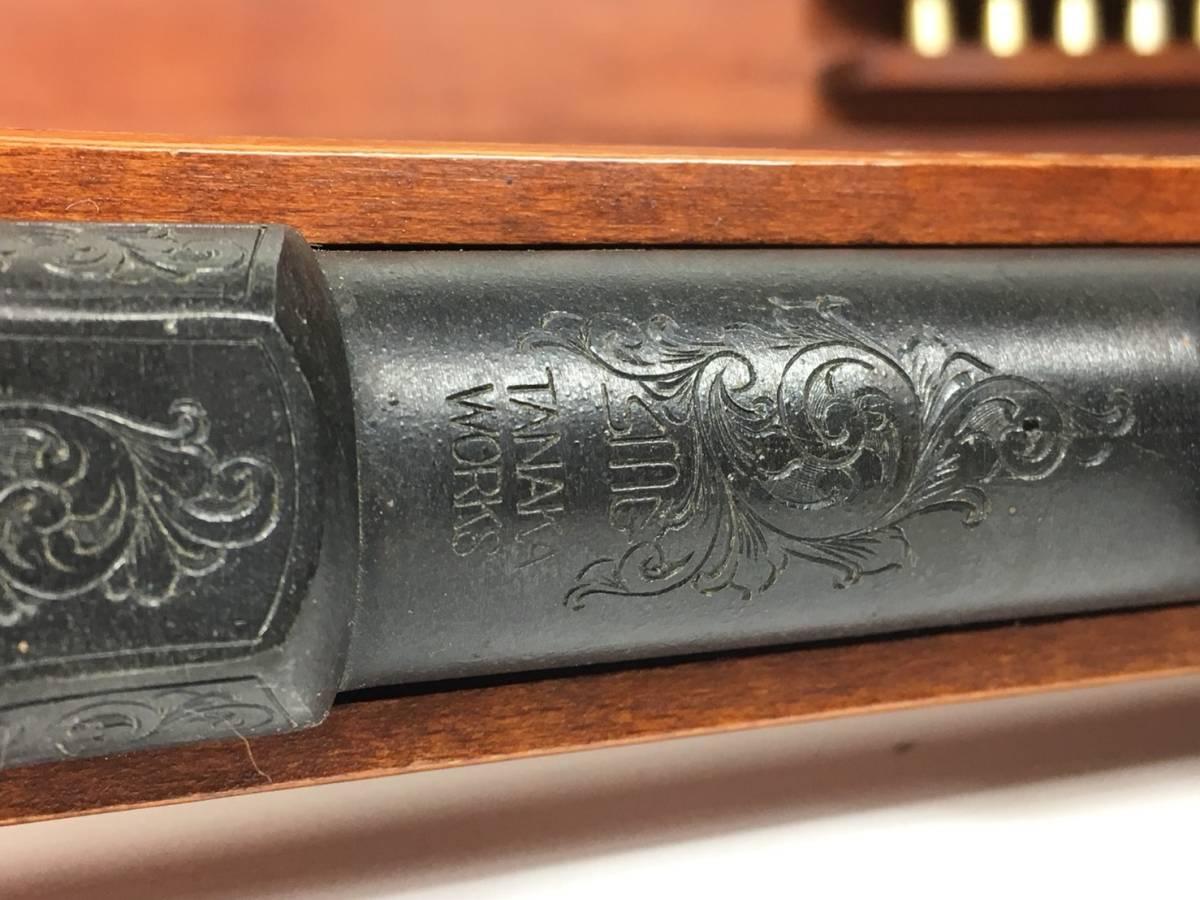 U.S. SPRINGFIELD 1873 SMG TANAKA WORKS モデルガン / スプリングフィールド / タナカワークス / カスター将軍モデル?_画像3